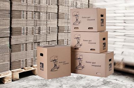 Verpackungs- & Transportmittel